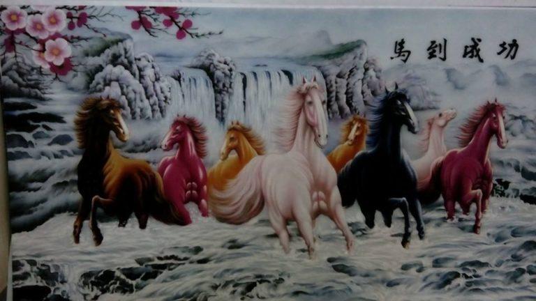 gemstone-painting-eight-horse-1