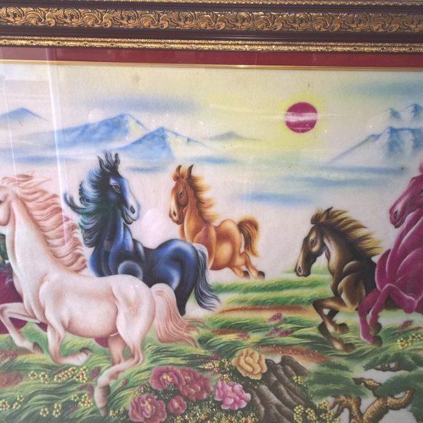 gemstone-painting-eight-horse-11