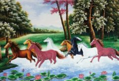 gemstone-painting-eight-horse-20