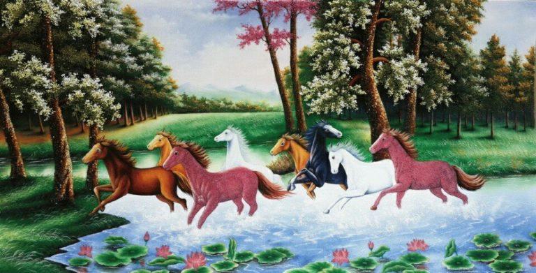 gemstone-painting-eight-horse-20