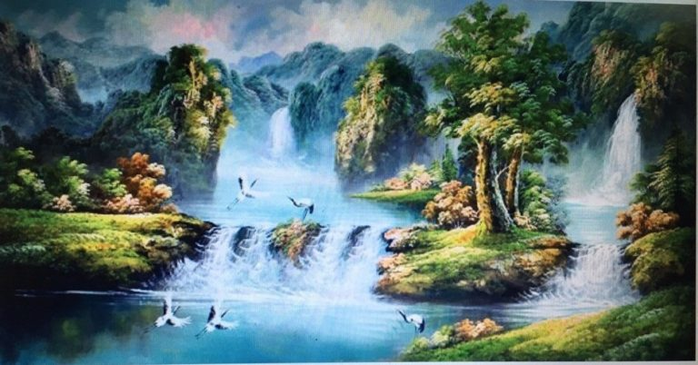 gemstone-painting-landscape-vietnam-