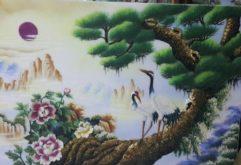 Gemstone painting – Vietnamese landscape 18
