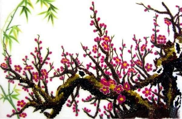 gemstone-painting-peach-blossom-5