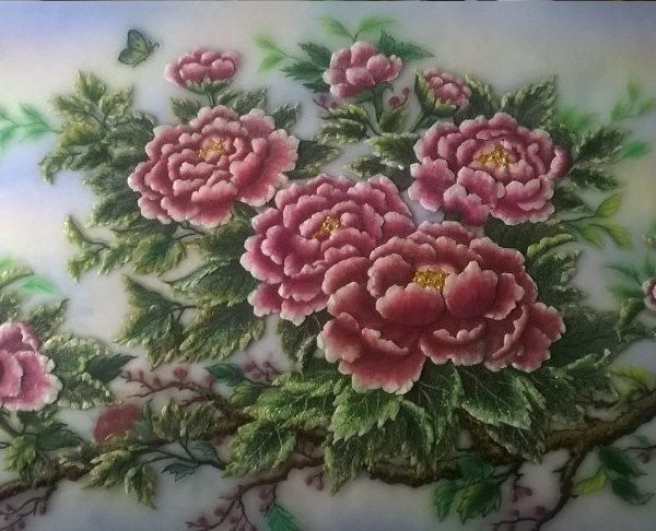 gemstone-painting-peony-5