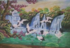 gemstone-painting-spring-water-colour-vietnam