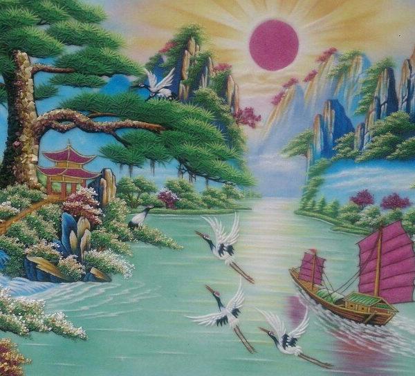 gemstone-painting-water-colour-vietnam-10