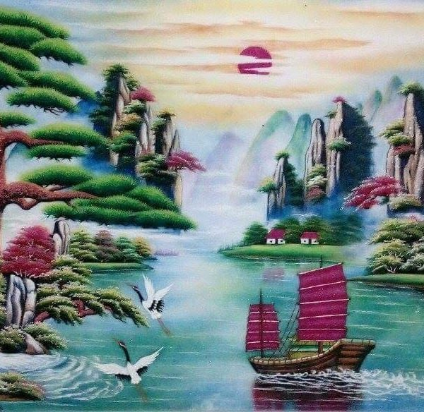 gemstone-painting-water-colour-vietnam-13