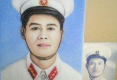 Gemstone painting - portraits 11