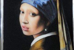 Gemstone painting - portraits 15
