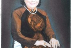 Gemstone painting - portraits 17
