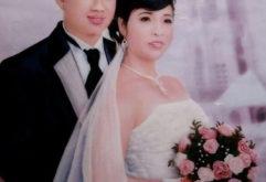 Gemstone painting - portraits 3