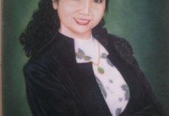 Gemstone painting - portraits 7