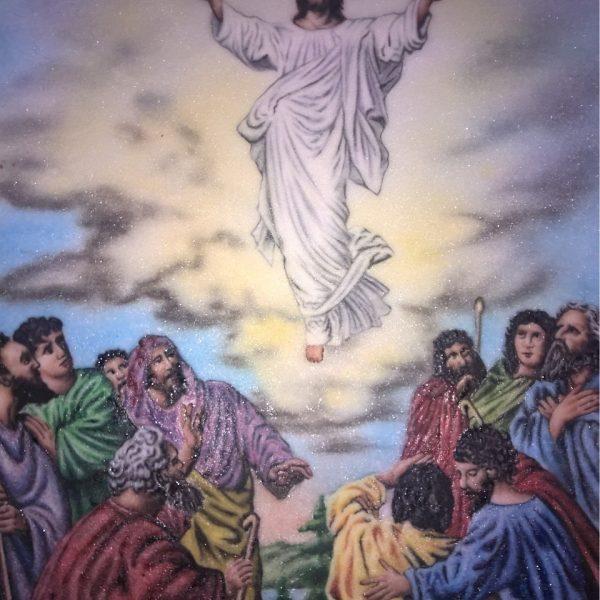 gemstone-painting-ascension-of-jesus
