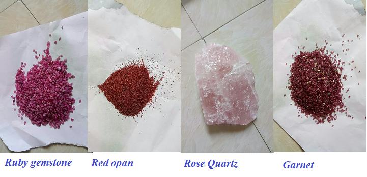 gemstone material