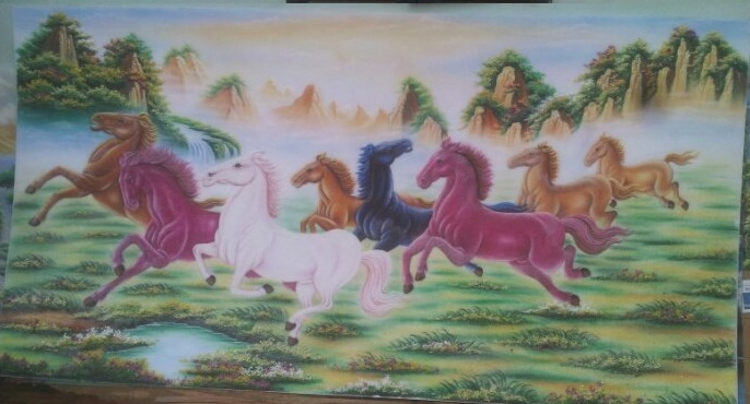 gemstone-painting-eight-horse-17