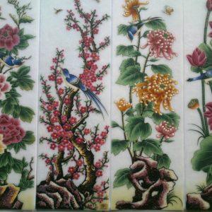 Gemstone painting - four-season picture 17