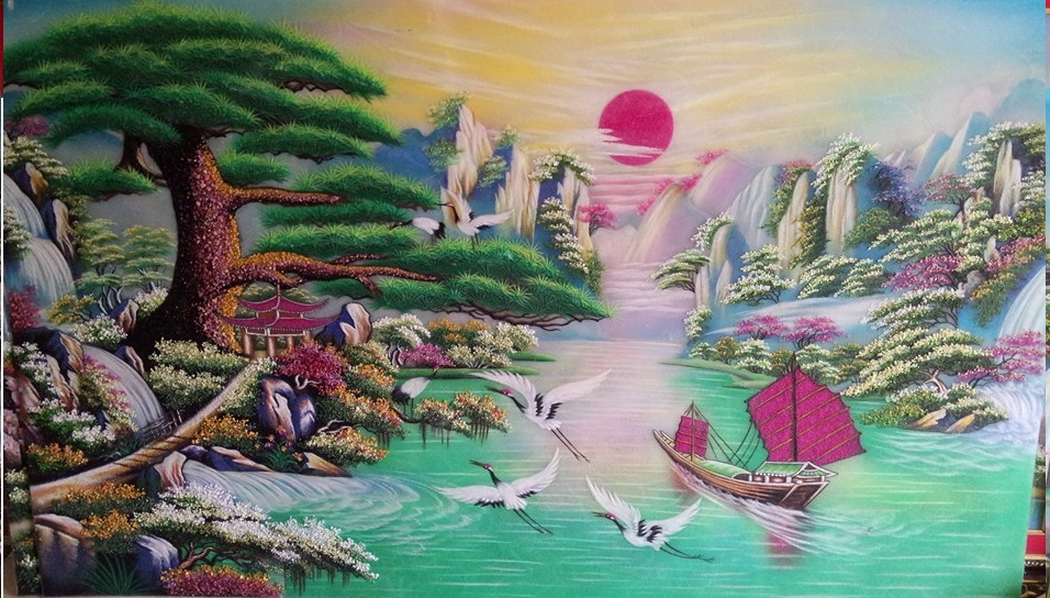 gemstone-painting-landscape-vietnam-5