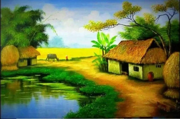 gemstone-painting-memory-house