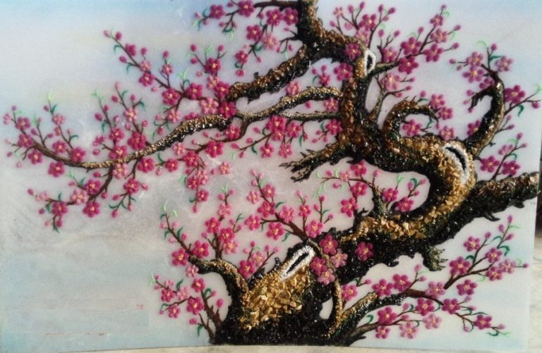 gemstone-painting-peach-blossom-3
