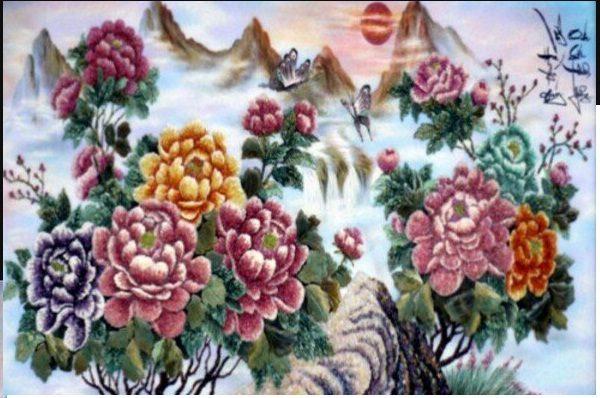 gemstone-painting-peony-7