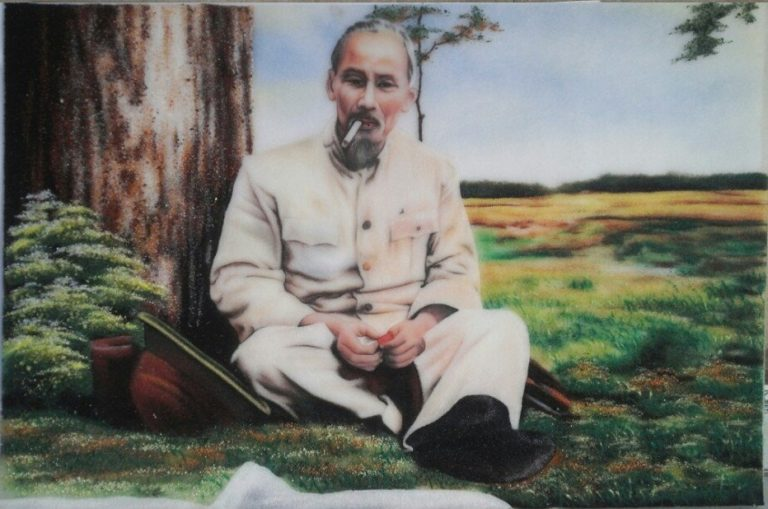 gemstone-painting-portraits-ho-chi-minh-1