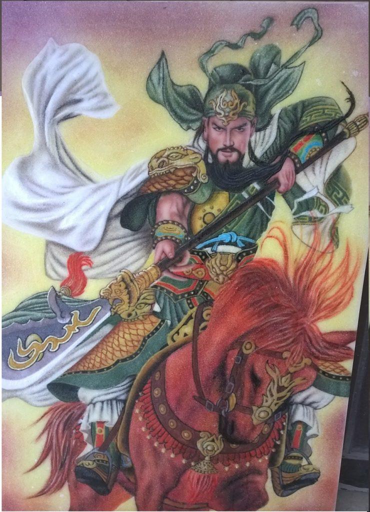 gemstone-painting-Guan-Yu-Warrior-1
